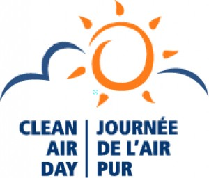 Clean Air Day logo